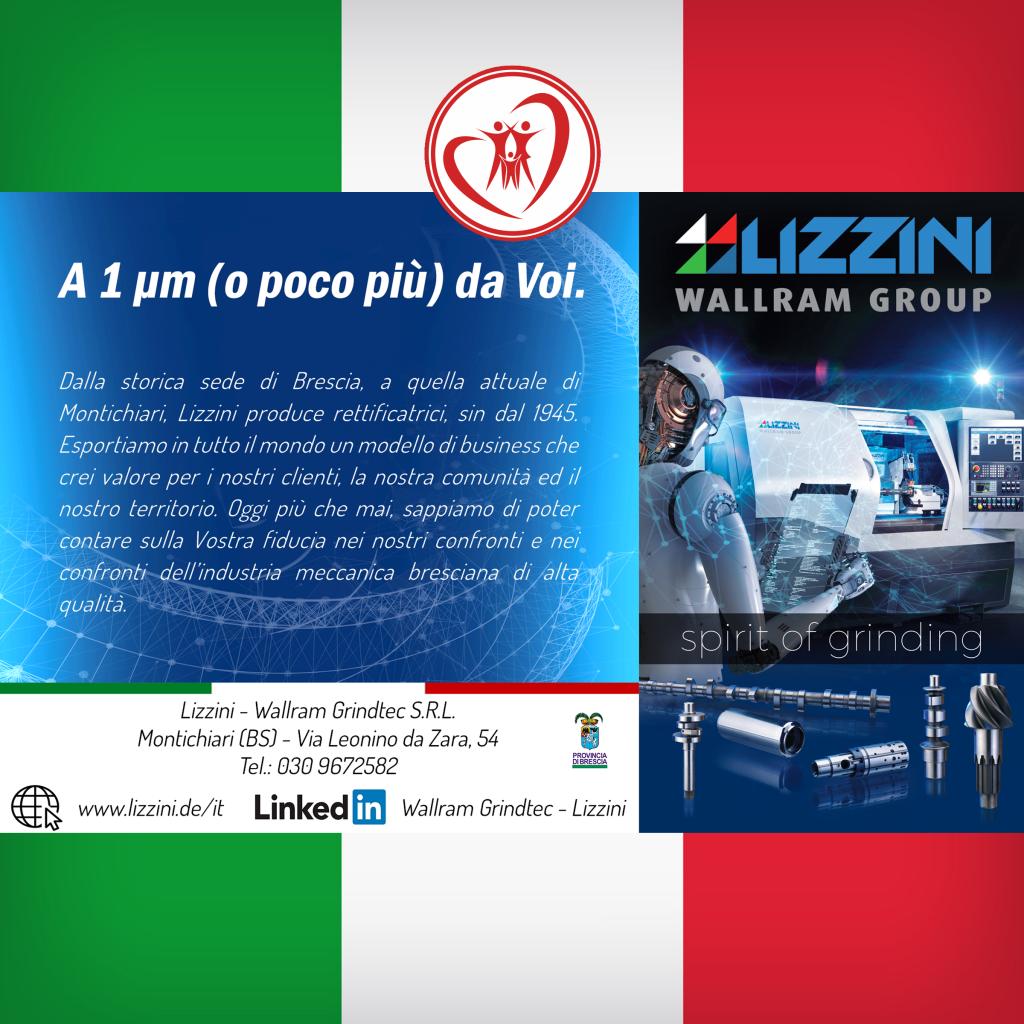 Lizzini rettificatrici Brescia